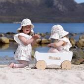 Trenger du en unik gave til dåp eller bursdag? 🎈Alle våre vogner kan personaliseres!Se mer på www.annamor.no . foto @twingirls_mamma