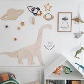 Elsker barnet ditt dinosaurer? 🦖Våre dinosaur nyheter passer perfekt til ethvert barnerom og fremmer barnas kreativitet og fantasi 🦕www.annamor.no . foto @nynneetliloujos