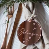 Våre enkle og stilfulle bordkort gjør ditt festbord eksklusivt 💎Se vårt utvalg på www.annamor.no . foto @littlemiphotography