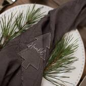 Skal du lage litt ekstra stemning til jul? 🎄⭐️ Se vårt utvalg av bordkort på www.annamor.no ⭐️ . foto @littlemiphotography