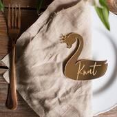 ⭐️ Gi dine gjester et varig minne fra festen ⭐️Våre stilfulle bordkort passer til alle anledninger 🥳Se vårt utvalg på www.annamor.no . foto @littlemiphotography