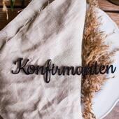 Det begynner å bli på tide å planlegge til komfirmasjon 🇳🇴Gi dine gjester et varig minne fra festen!Få mer inspirasjon på www.annamor.no . foto @littlemiphotography